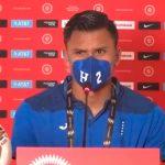 Denil Maldonado: «Vamos a dejar todo ante Canadá»