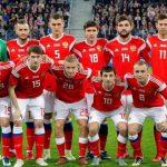 Rusia supera a Eslovenia y lidera el grupo H para Catar 2022