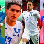 Cuatro hondureños en el mejor 11 del Preolímpico de Concacaf