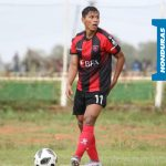 Bryan Moya convocado por Honduras para amistosos ante Bielorrusia y Grecia