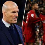 Zidane, sobre cruce con Liverpool: «Los dos hemos estado al borde del precipicio»
