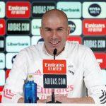 Zidane: «Pase lo que pase en el derbi, vamos a seguir vivos en la Liga española»