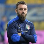 Daniele De Rossi ingresado en hospital por covid-19