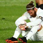 Sergio Ramos explica su lesión y los partidos que se va a perder