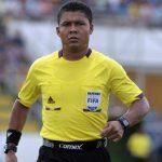 Armando Castro pitará el clásico entre Olimpia y Motagua