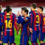 Con doblete de Messi, Barcelona vence 5-2 al Getafe y presiona al Atlético