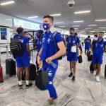 La selección Sub-23 de Honduras regresa al país tras clasificar a los Juegos Olímpicos de Tokio 2021