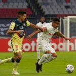 Olimpia derrota al América en el Azteca, pero queda eliminado de la Concachampions