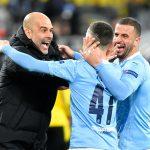 Manchester City elimina al Dortmund y jugará semifinal de Champions ante PSG