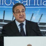 Florentino Pérez oficializa su candidatura y apunta a la reelección