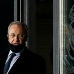 Florentino Pérez cumple 1,000 partidos como presidente del Real Madrid