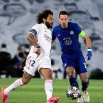Real Madrid empata 1-1 con el Chelsea en la idea de las semifinales de la Champions