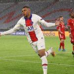 Con doblete de Mbappé, PSG pone en «jaque» al Bayern Múnich