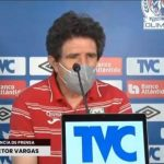 Héctor Vargas acepta su culpa en la eliminación del Marathón