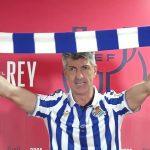 La locura del técnico de la Real Sociedad tras ganar la Copa del Rey