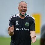 Entrenador del Portland Timbers pide cautela a sus jugadores para enfrentar a Marathón