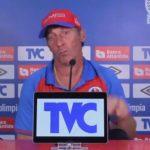 Pedro Troglio: «Teníamos esta oportunidad de eliminar al Marathón y lo hicimos»