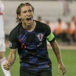 Luka Modric lidera la lista de Croacia para la Eurocopa