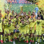 El Villarreal se proclama campeón de la Europa League después de 22 penaltis