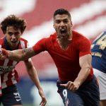 Luis Suárez pone a soñar al Atlético de Madrid con la liga española