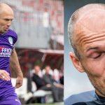 Arjen Robben se emocionó y lloró por ser el MVP