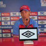 Pedro Troglio: «No me interesa hablar de lo que opinan los técnicos, hicimos los méritos para ganar»