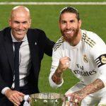 Sergio Ramos: «Zidane, único e irrepetible»