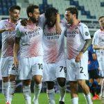 Juventus, Milan y Atalanta, a la «Champions»; el Nápoles, fuera