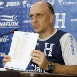Fabián Coito convoca 26 futbolistas previo a la Final Four y la Copa Oro