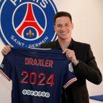 Julian Draxler extiende su contrato con el PSG hasta 2024