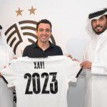 Xavi renueva dos temporadas con el Al Sadd