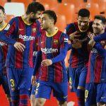 La Liga abrió un expediente a jugadores del Barcelona por reunión en casa de Messi