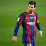 Messi no jugará el último partido de liga con el Barcelona