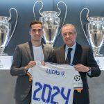 Real Madrid anuncia la renovación de Lucas Vazquez hasta 2024