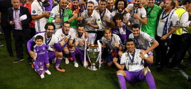 Real Madrid sigue dominando el ranking de clubes de la UEFA