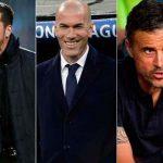 Los 12 candidatos al premio The Best como mejor entrenador