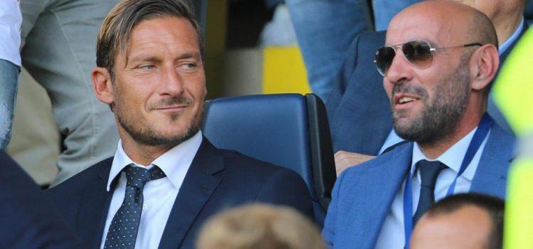 Francesco Totti y Andriy Shevchenko sacarán las bolas en el sorteo de la Champions League