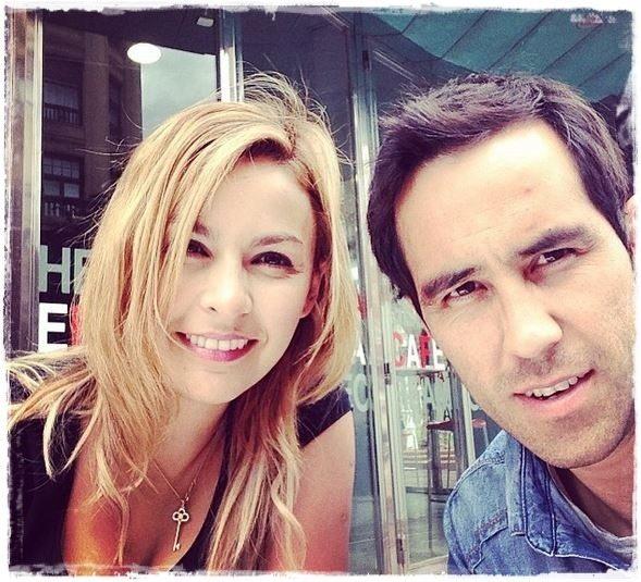 Esposa de Claudio Bravo acusa a algunos jugadores chilenos de ...