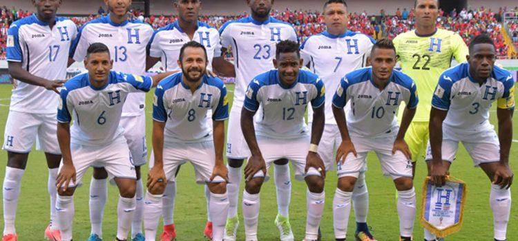 Honduras escala cinco posiciones en el ranking FIFA