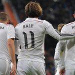 Zidane trabajará diez días con la BBC para el derbi madrileño