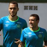Chapecoense renovará contrato de Alan Ruschel y Helio Neto