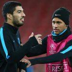 Suárez descarta que Neymar pueda fichar por el Real Madrid