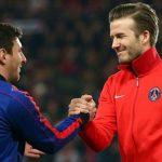 Messi espera una llamada de Beckham para ir a la MLS