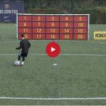 Otro insólito desafío japonés de Messi