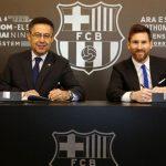 Messi cobra más de 100 millones al año