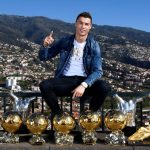Cristiano llega a sus 33 años y el Real Madrid lo felicita