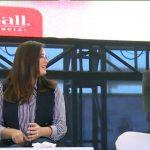 Carmen Boquín, Tyson Nuñez y Carlos Pavón estuvieron con los FoodBoleros de Metromall