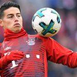 Real Madrid utilizará a James Rodríguez para intentar fichar a Lewandowski