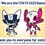 Tokyo 2020 revela sus mascotas