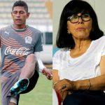 Fallece madre de Carlo Costly